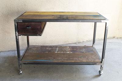 Old Plank tavolino