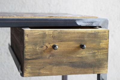 Old Plank dettaglio cassetto
