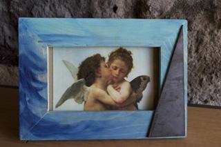 cornice-portafoto-blu